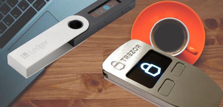TREZOR или Ledger: какой аппаратный кошелек выбрать?