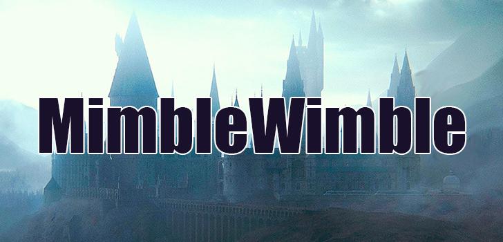 Что такое MimbleWimble?