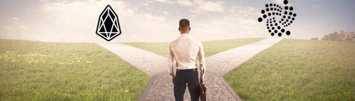 EOS vs IOTA: какой проект выбрать для инвестиций?