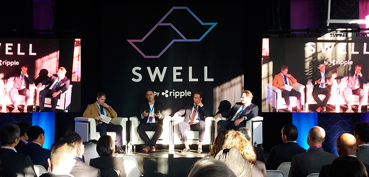 Ripple Swell: законодательство, XRP и массовое принятие блокчейна
