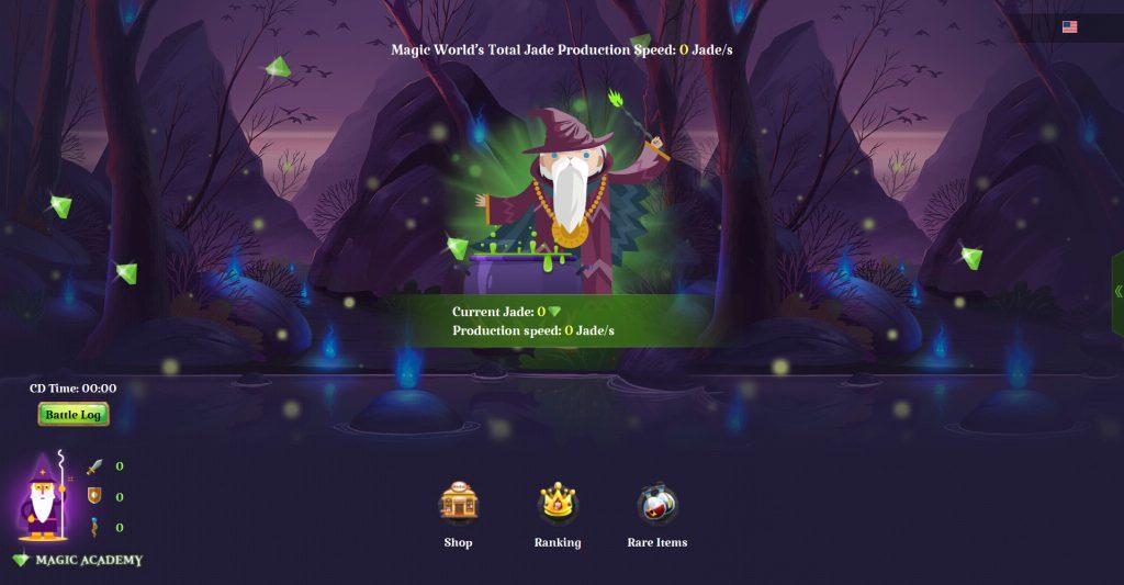 Magic Academy от BitGuild