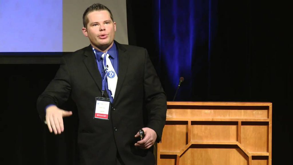 Jared Tate создатель DigiByte (DGB)