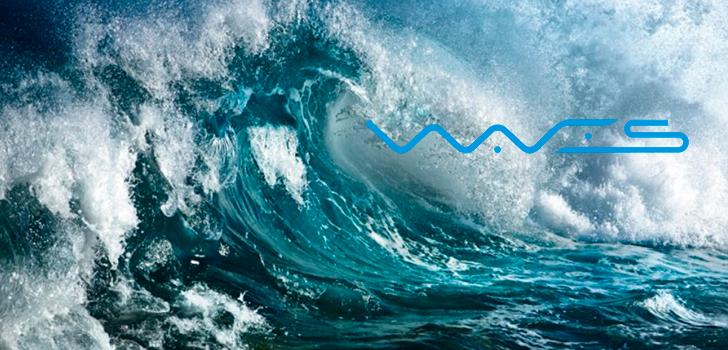 Из-за чего так резко вырос курс монеты Waves?